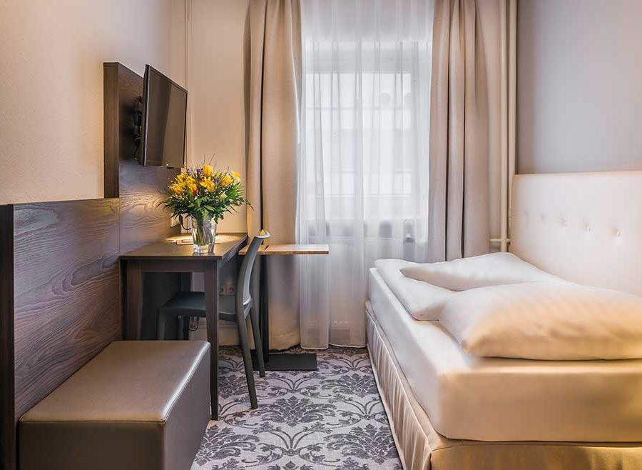 Hotel Astoria Einzelzimmer