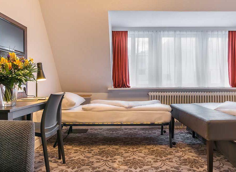 Hotel Astoria Mehrbettzimmer