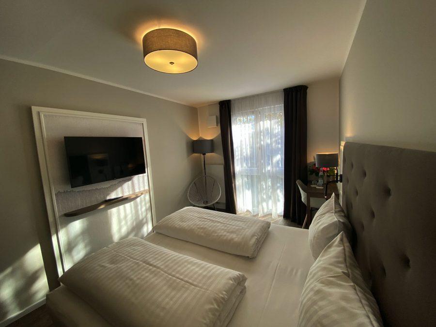 Doppelzimmer Hotel Falk Hamburg