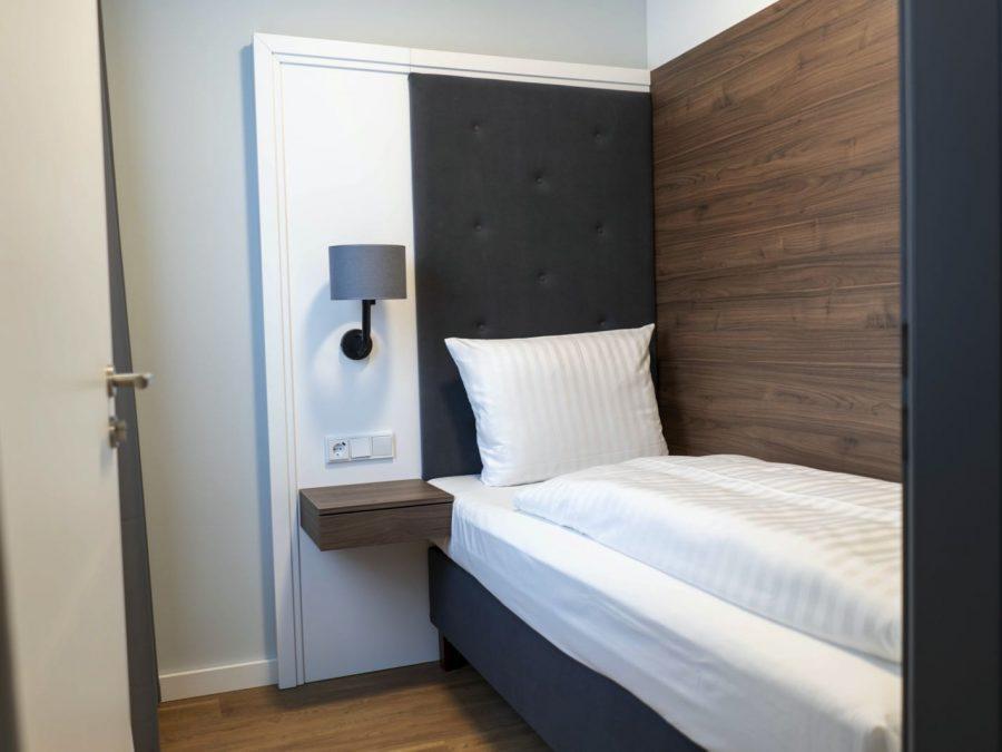Dreibettzimmer Hotel Skarv